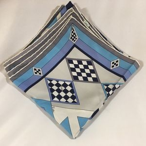 Emilio Pucci Accessories - Pucci Silk Wrap